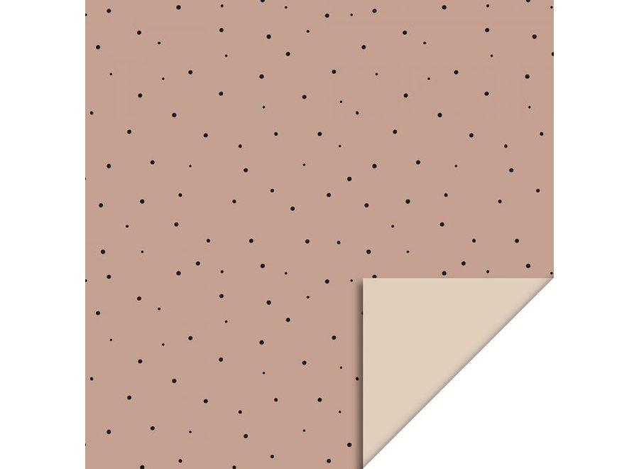 Little Dot - Pink (70 cm x 3 mtr)