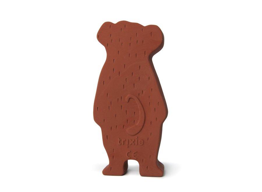 Natuurlijk rubber speeltje - Mr. Monkey
