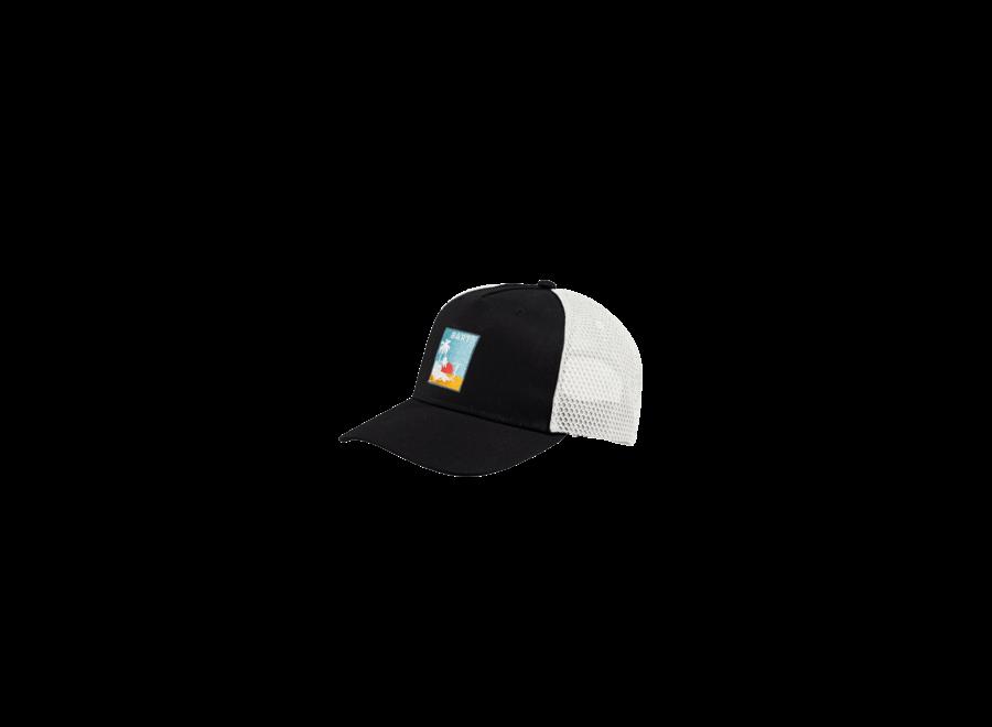 Wattle Cap black one size