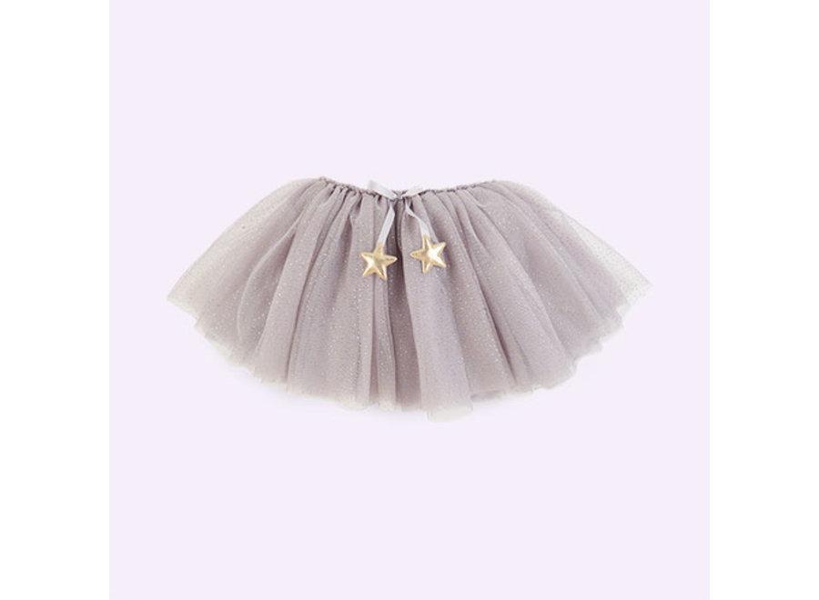 Fairy dust sparkle tutu -Grey