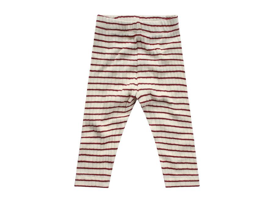 Burnt Stripes Legging