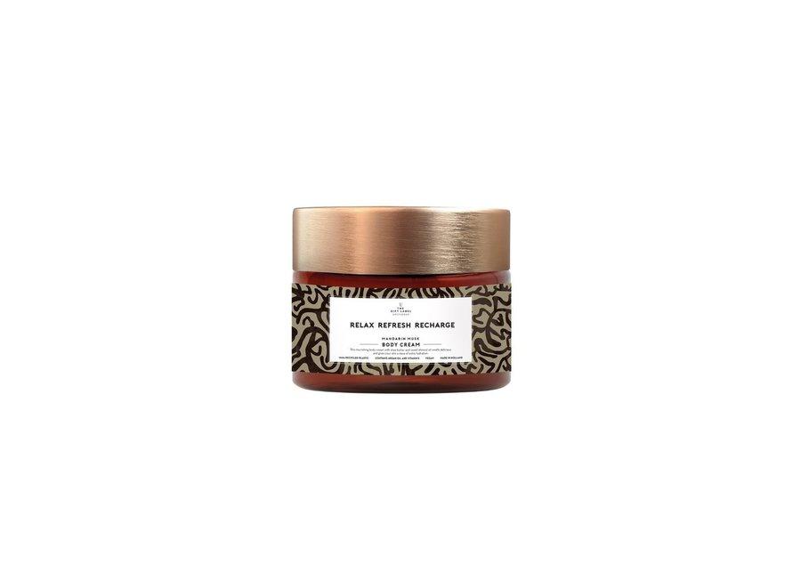 Body cream - Relax Refresh Recharge