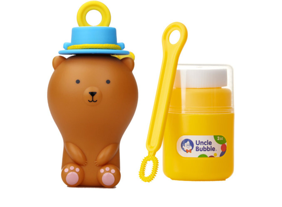 Fun anti-spill - Brown Bear