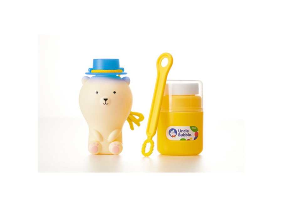 Fun anti spill - White bear