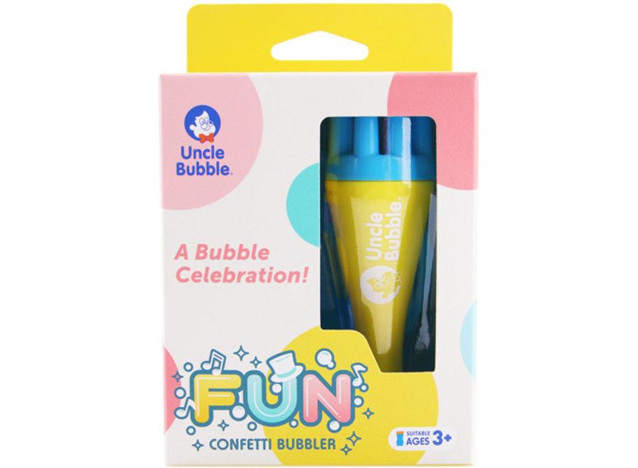 Fun Confetti Bubbler