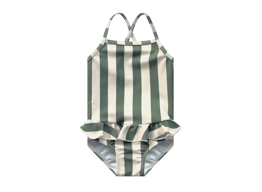 Bold Stripes | Swimsuit