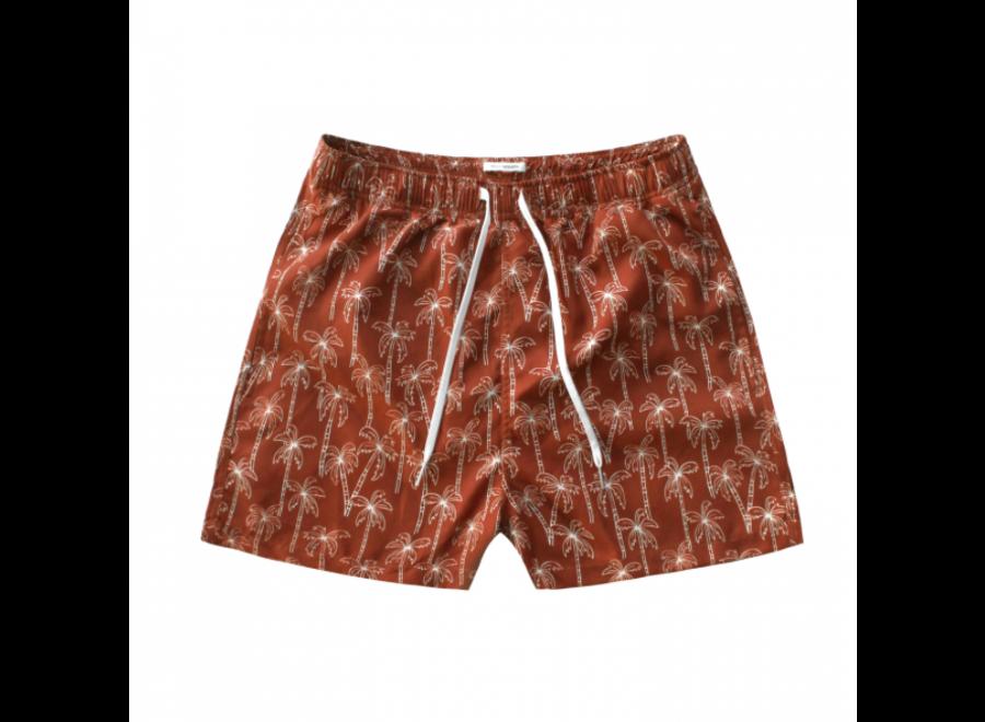 Palmtrees   Swim Shorts Men