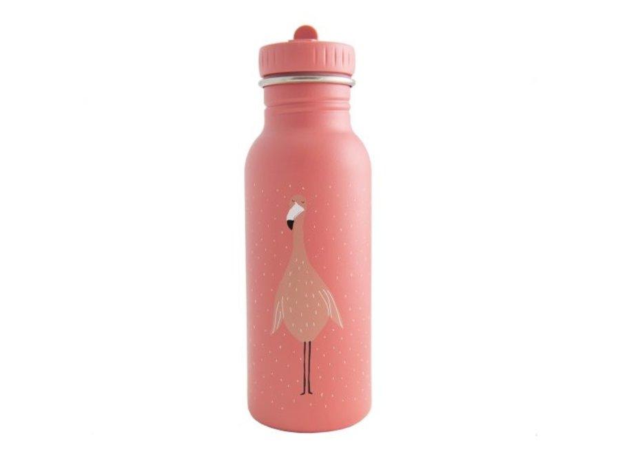 Drinkfles 500ml - Mrs. Flamingo