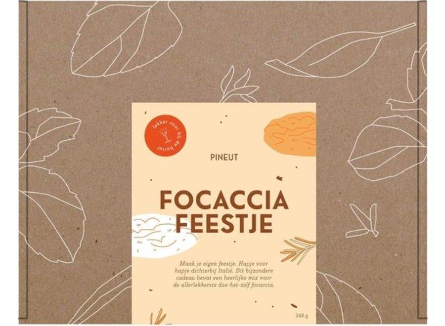 Brievenbus pakket - Focaccia