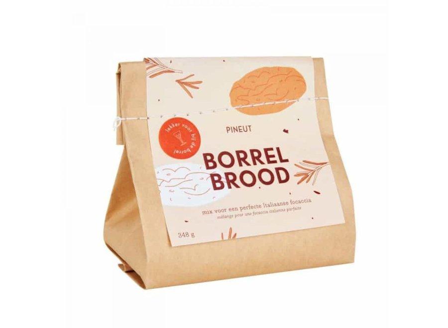 BorrelBrood Focaccia