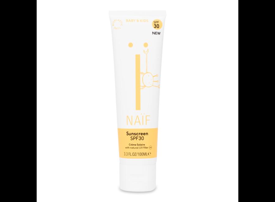 Sunscreen - Zonnebrand Baby & Kids SPF30