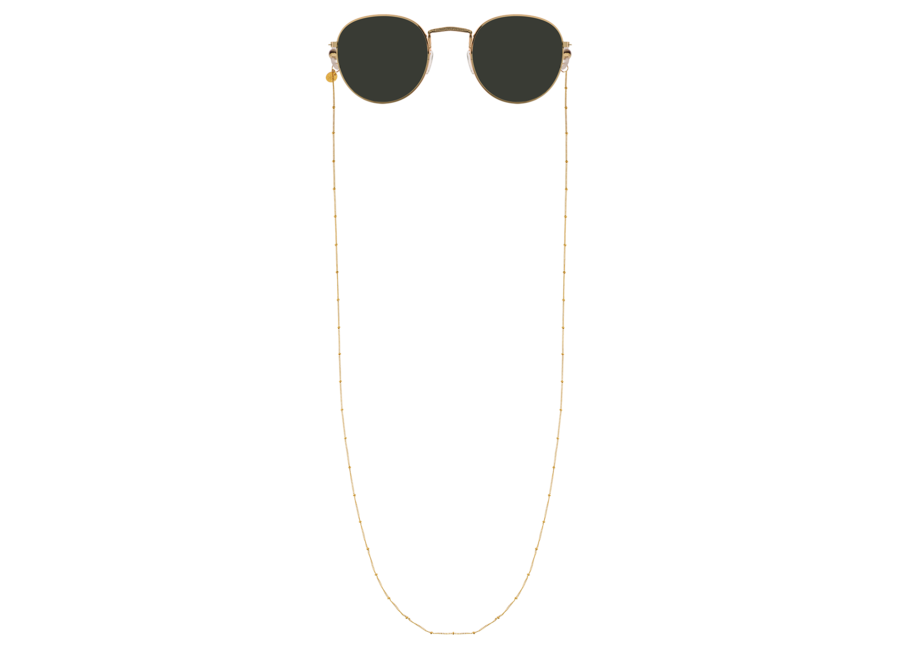Dot Chain Sunny Gold