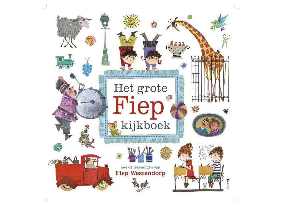 Het grote Fiep kijkboek (karton)