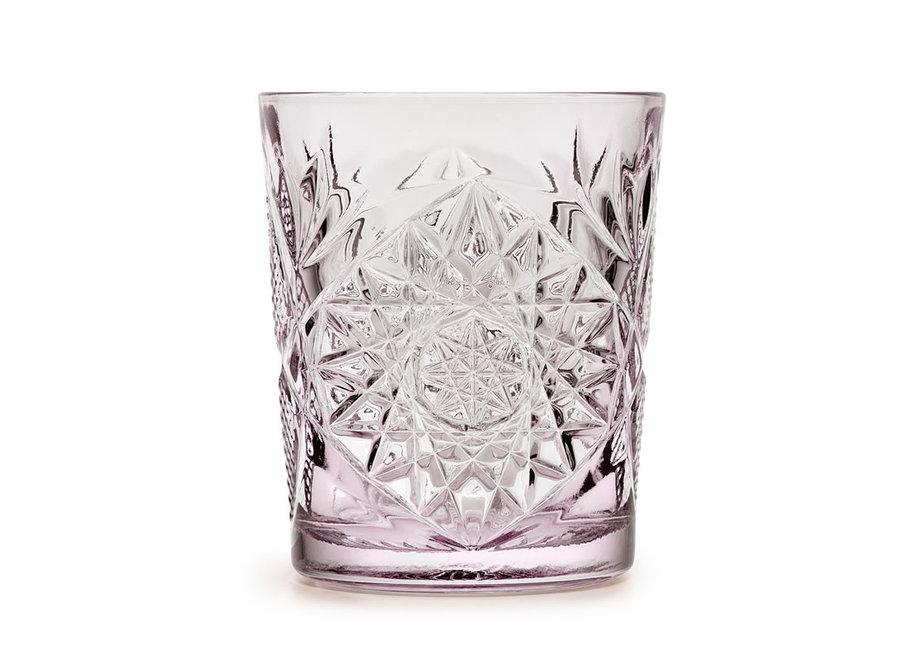 Glas hobstar - Lavender