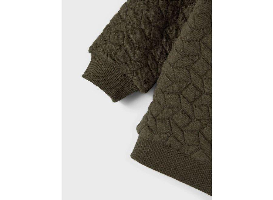 Iller Quilt Jacket - Rosin