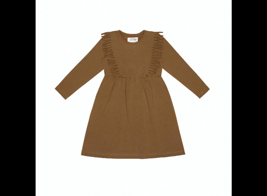 Boho Dress - Vintage Olive