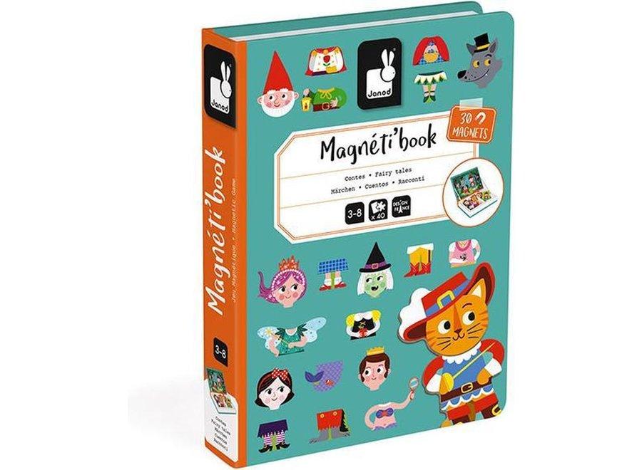 Magneetboek - Sprookjes