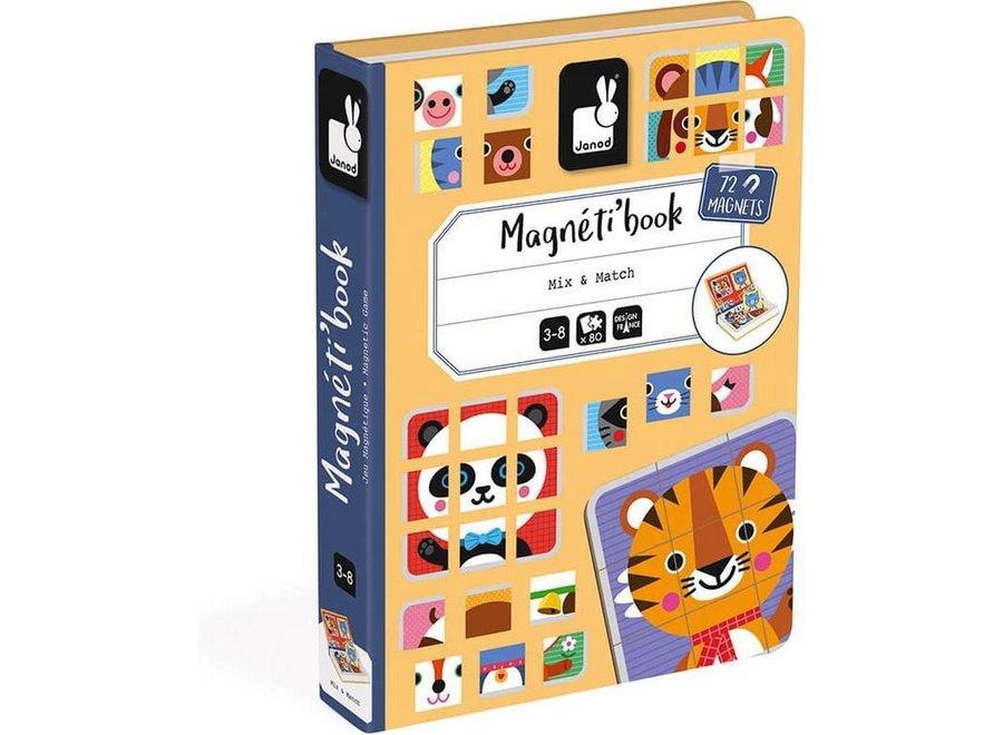 Magneetboek - Mix & Match
