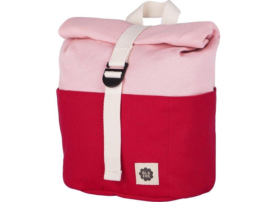 Rugtas Roll-top red-pink