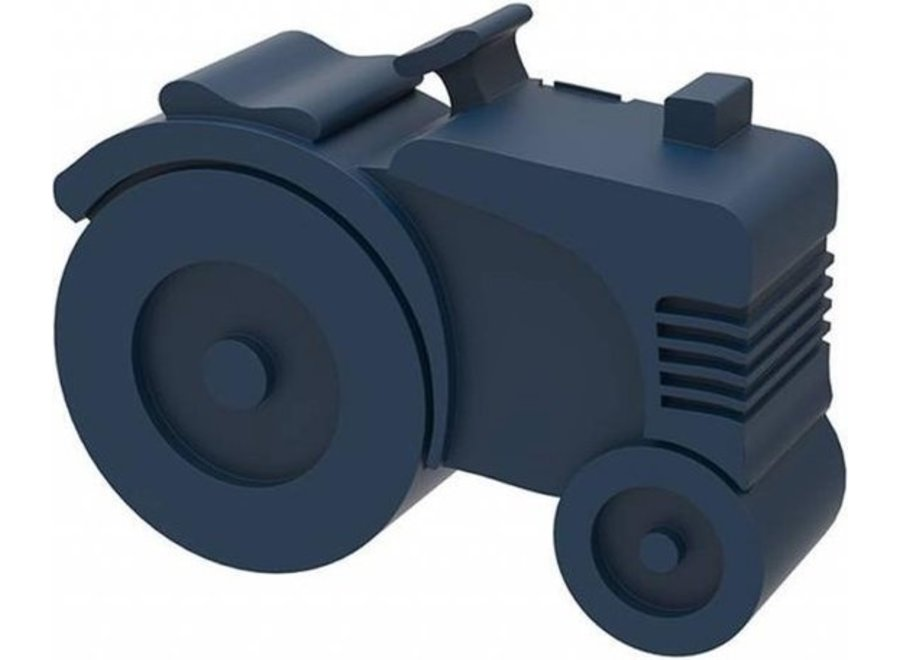 Lunchbox tractor - Navy