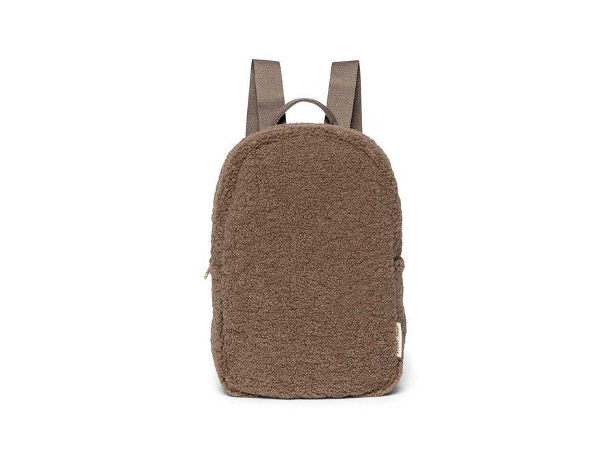 Mini Chunky backpack - Brown