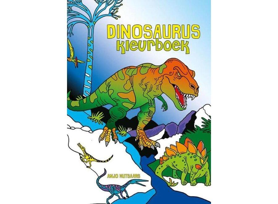 Kleurboek Dinosaurus