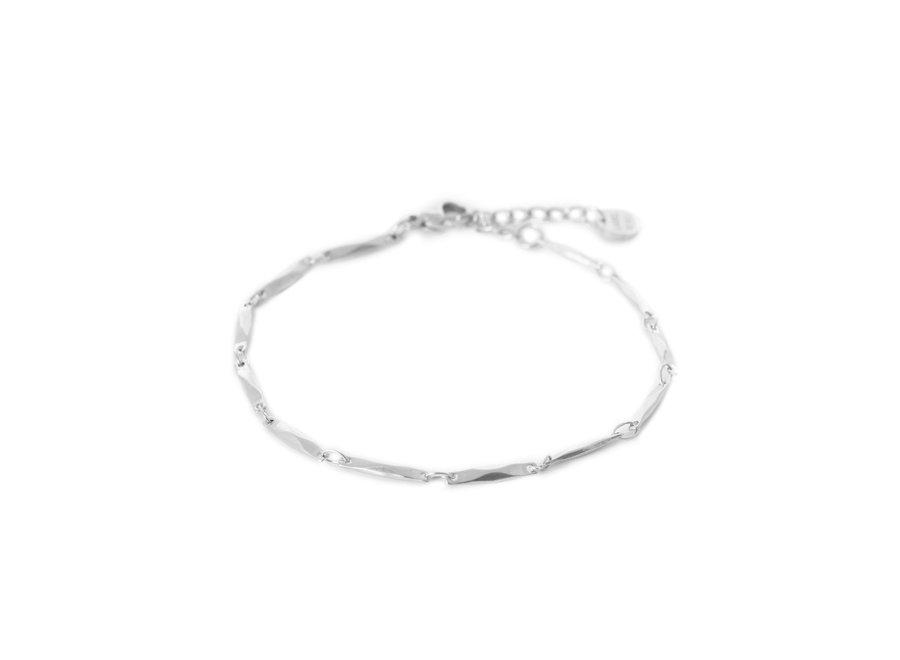 Beam Bracelet Silver