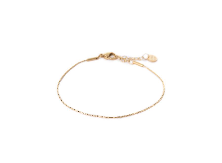 Tiny Bracelet Gold