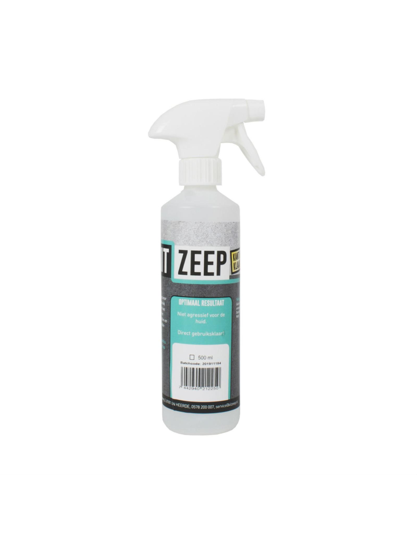 Kitzeep Kant & Klaar 500 ml sprayfles