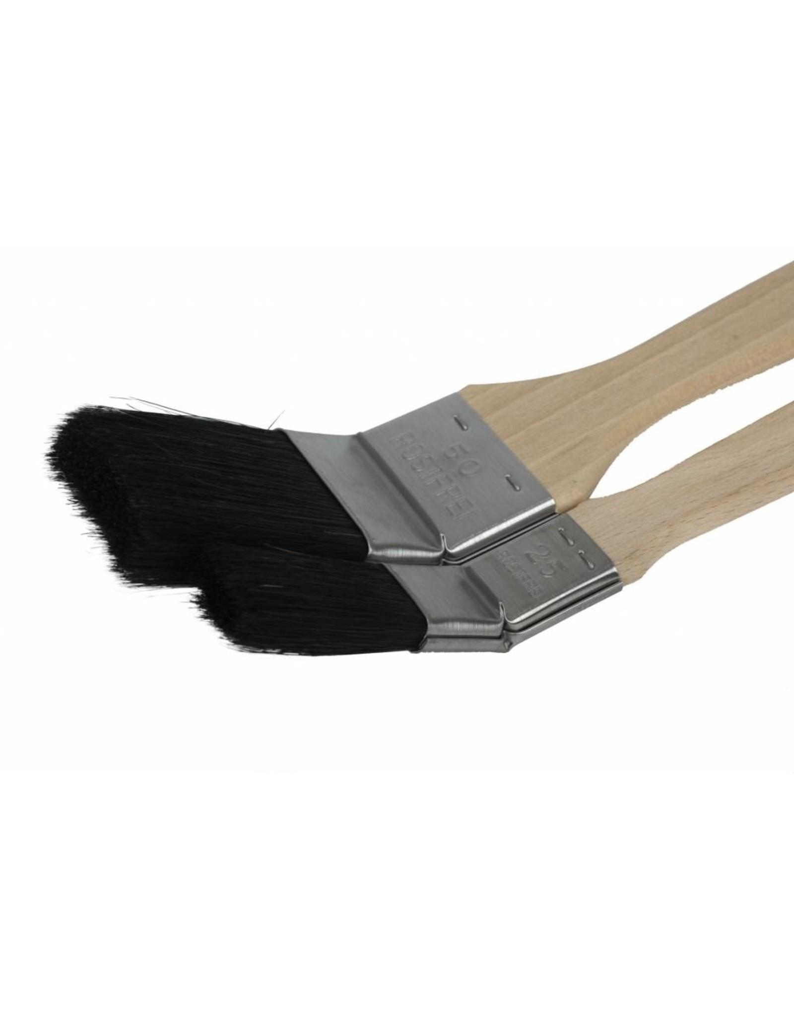 Kitzeep Schilders-radiatorkwast, zwart