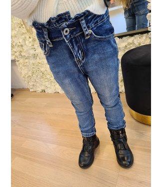 GIRLS Denim Jeans Blue