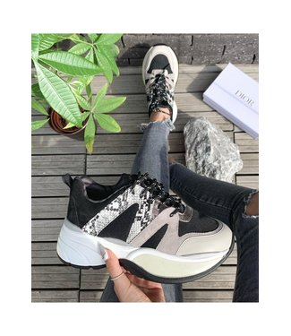 Sneakers Liv Black
