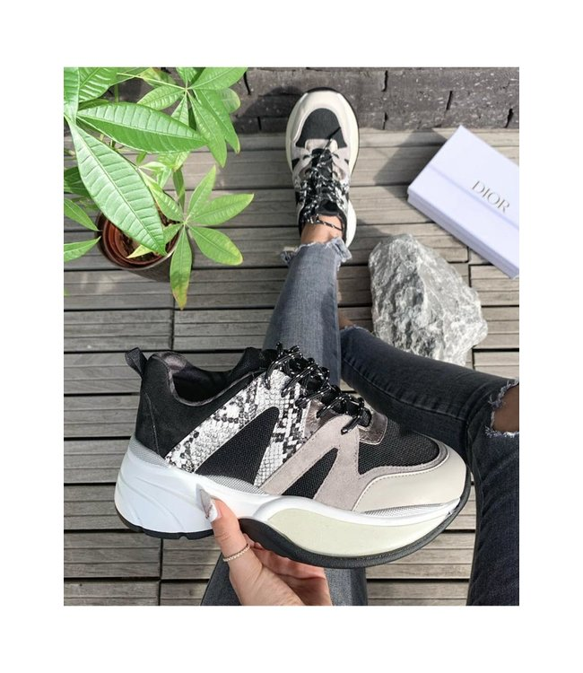 Sneakers Liv Black