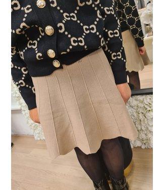 GIRLS Skirt Rosie Beige