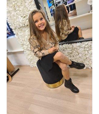 GIRLS Skirt Rosie Black
