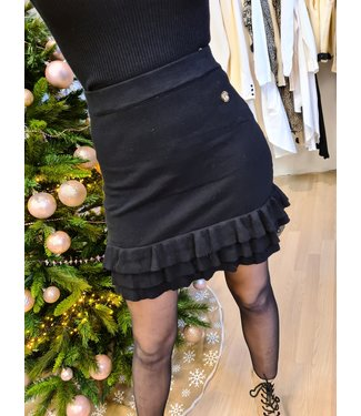 DELOUSION Skirt Gio Black