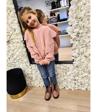 GIRLS Sweater Quinty Pink