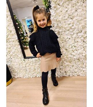 GIRLS Sweater Quinty Black