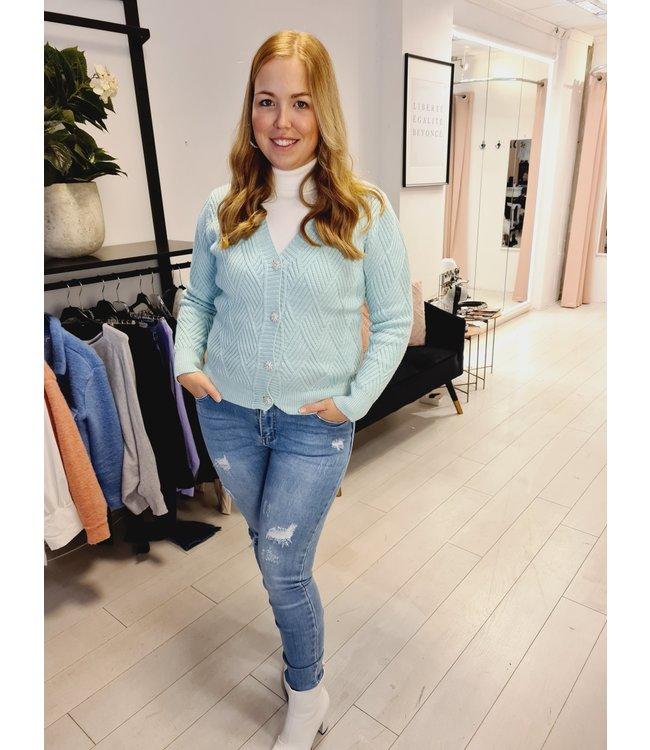 Vest Lizzy Blue