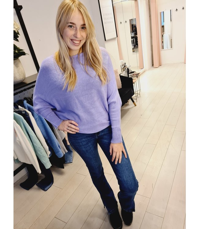 Sweater Bobbie Purple