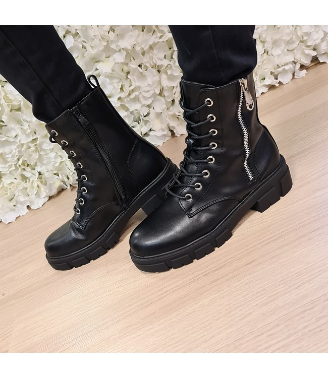 Tess Boots Black