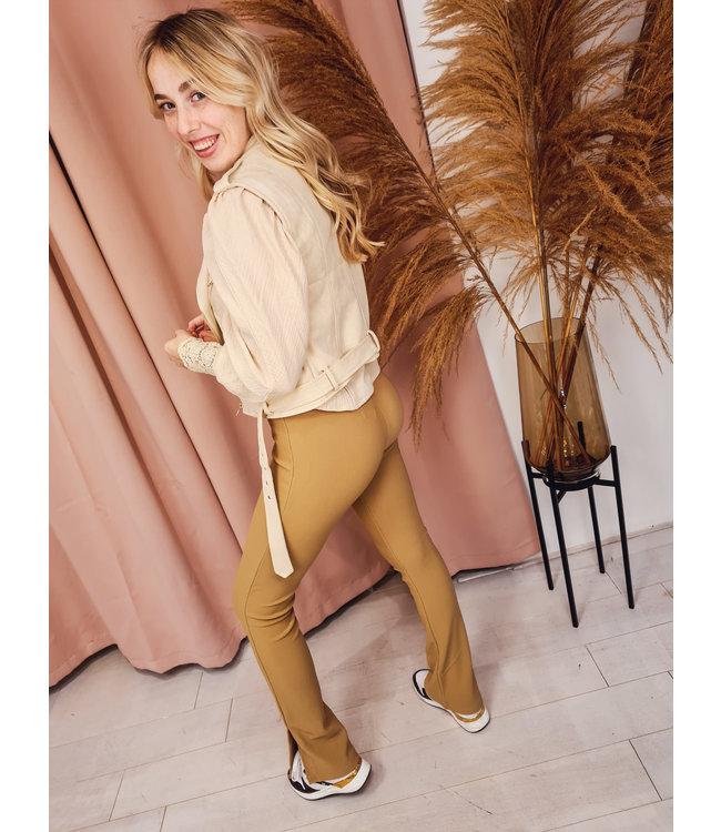 AMBIKA Pants Marja Camel