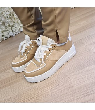 Sneakers Diana Taupe