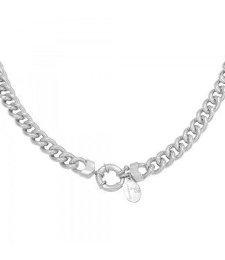 Necklace Chain Holly Silver