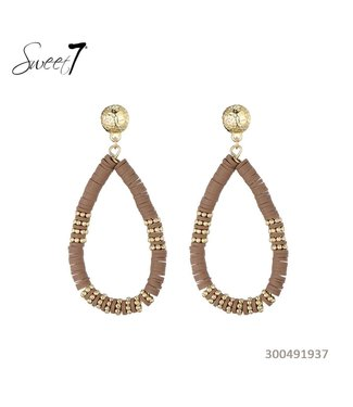 Earrings Mellody Brown