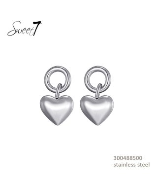 Earrings Emmely Silver