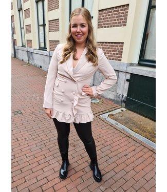 Blazerdress Nina Creme
