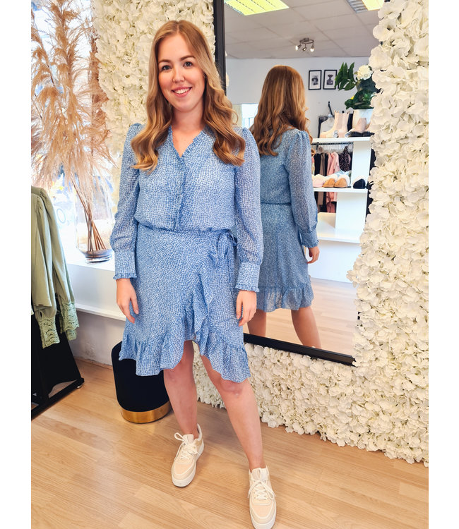 Blouse Roos Blue