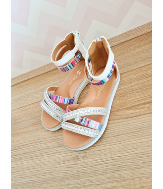 GIRLS Sandals White