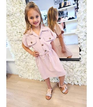 GIRLS Dress Aiva Pink